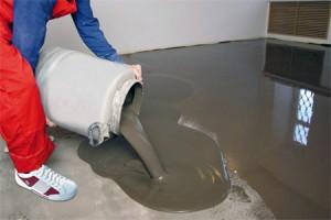 Линолеум на бетонный пол