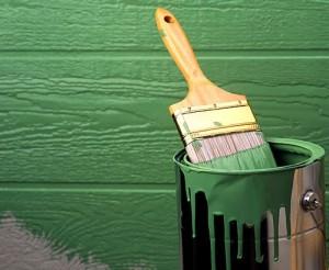Подготовка стен фасадов под покраску