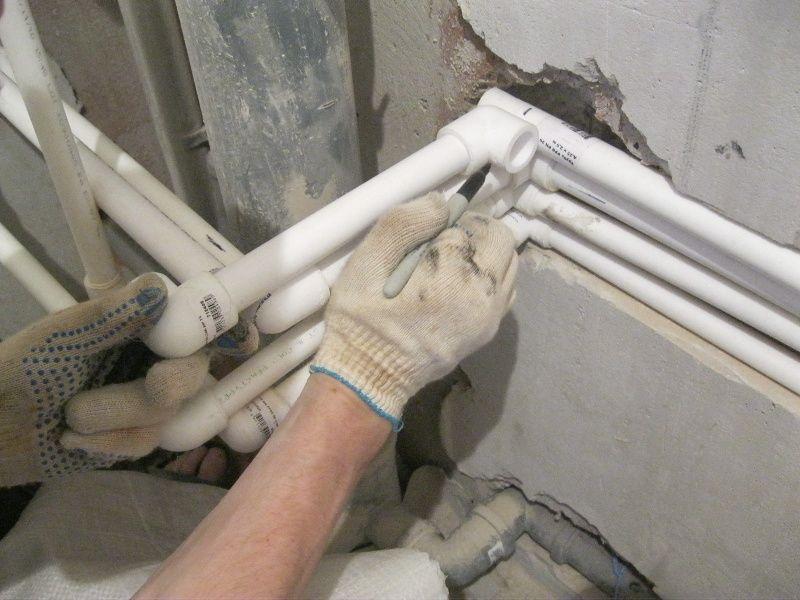 Самостоятельный ремонт водопроводной системы