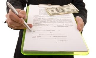 Мошенничество при сделках