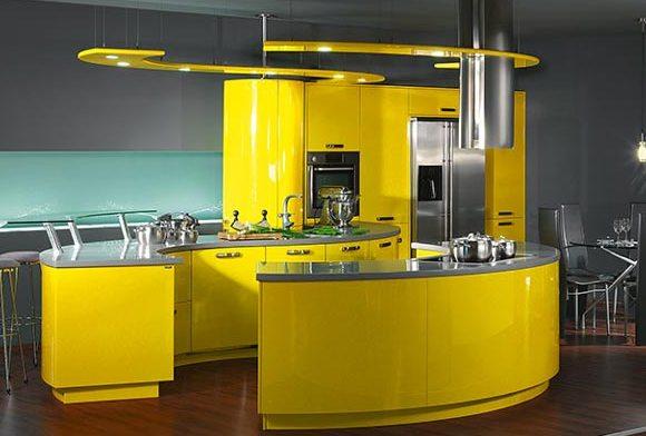 Цветовое решение в оформлении кухни: выбираем настроение